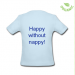 Happy without nappy-TShirt