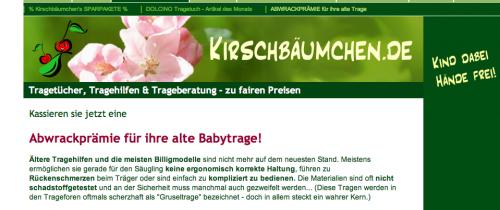 Kirschbäumchen.de