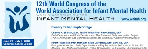 WAIMH-Konferenz in Leipzig