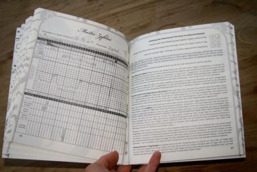 Regelschmerz Ade! Mens-Kalender