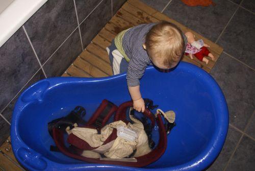 Manduca-Waschen
