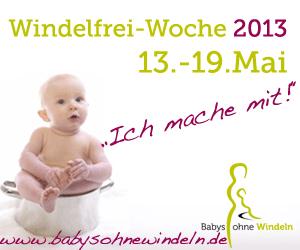 Windelfrei-Banner