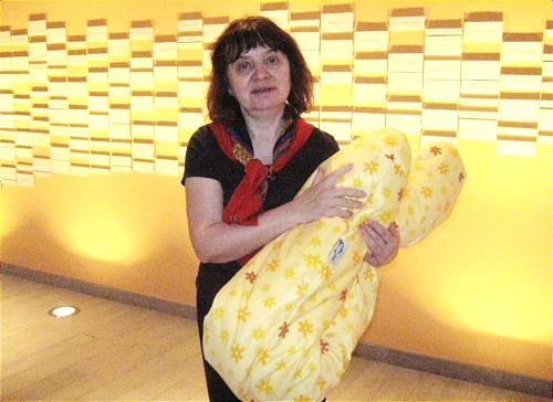 Frau Krumpel - Björn Schulz Stiftung