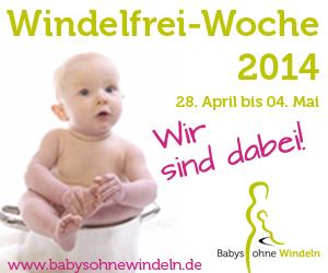 Windelfreiwoche 2014